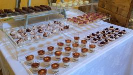 Buffet risers & patisserie display: Click Here To View Larger Image